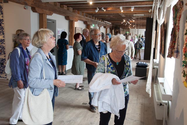 Vernissage TID, Hamnmagasinet i Varberg